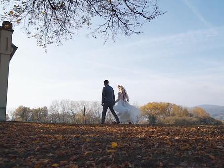 5 svadobných tipov pre nevestu - Ako vyzerať dobre na svadobnom videu
