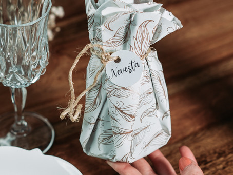 MENOVKY na svadobný stôl | HANDMADE SVADBA