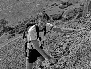 Remembering Mark Hesse: Climber and Trailbuilder