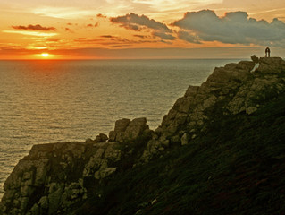 Zennor:  Visiting with D.H. Lawrence in Cornwall