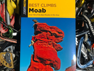 NEW BOOK RELEASE: Best Climbs Moab 2nd Edition