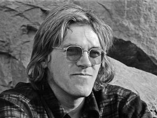Jimmie Dunn Climbs Anaconda at Garden of the Gods in 1976