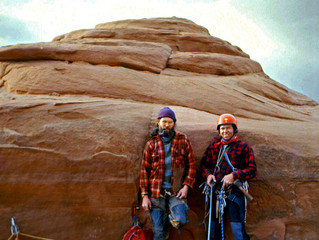 Climbing Fashion in the Stoned Age: Those 1970s Rock Climbing Clothes