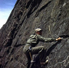Dateline 1927: Stettner Brothers Climb Hardest Route in America