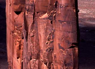 1979: Climbing the North Face of Moses at Canyonlands National Park