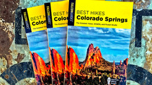 NEW RELEASE! Best Hikes Colorado Springs is on the Shelf