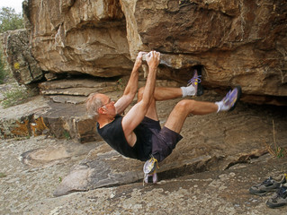 John Gill and the Zen of Bouldering