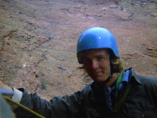 1971: The Third Ascent of Standing Rock at Canyonlands National Park
