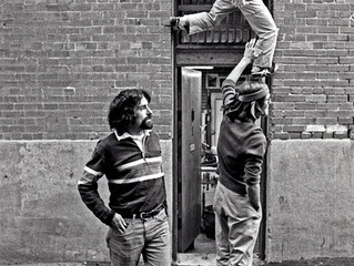 Dateline 1978: Climbers at The Cobbler in Colorado Springs
