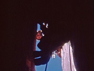 1971: First Ascent of Castleton Tower's West Face