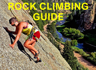 NEW BOOK! Elevenmile Canyon Rock Climbing Guide Released by Every Adventure Publishing