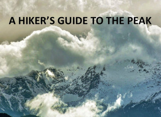 NEW BOOK RELEASE! Climbing Pikes Peak: A Hiker's Guide to the Peak
