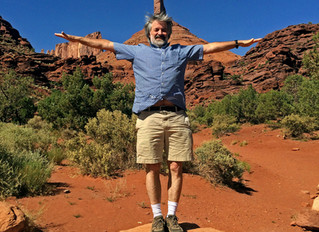 Ed Webster: Desert Travels with Climbing Buddy