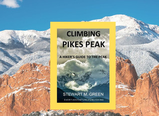 CLIMBING PIKES PEAK Book Signing September 19 at Mountain Chalet