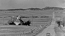 Little Church on the Colorado Prairie