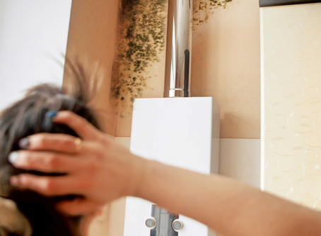 Save your Shower Curtain from Soap Scum & Mildew