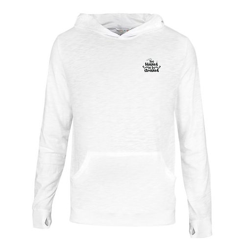 #TooBlessed Men's Howson Knit Hoody