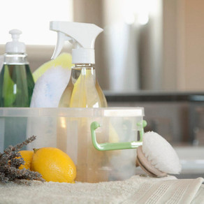 Danger: Never Mix these Cleaning Products