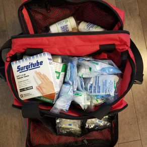 Refresh Your First Aid Kit for this Summer's Adventures