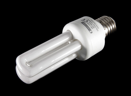 How to Safely Clean Up Broken CFLs