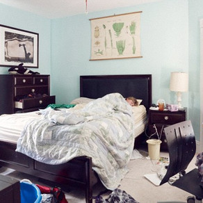 Tips to Help Your Teen Have a Less-Messy Bedroom