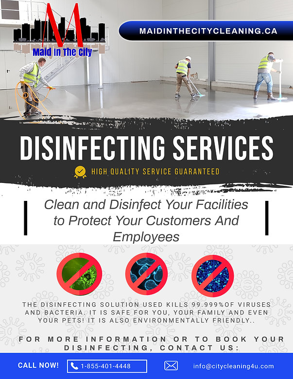 Disinfecting Services_Maid In The City C