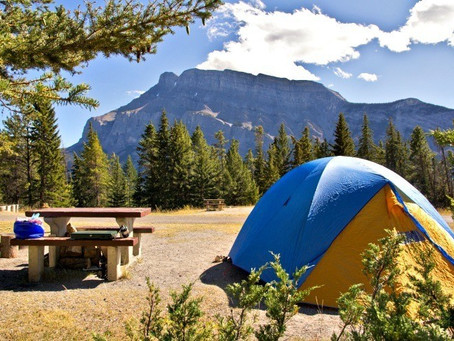 How to Plan Your Cleanest Camping Trip Ever!