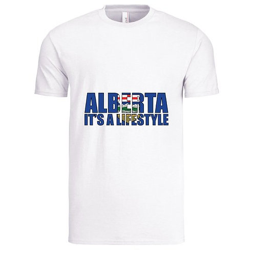 Alberta It's A Lifestyle TEE