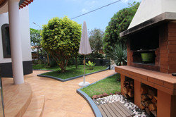 Villa: traditional Madeiran barbecue