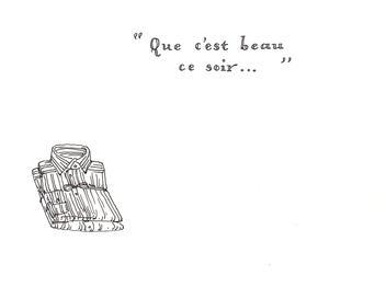 Hermès Live Drawing