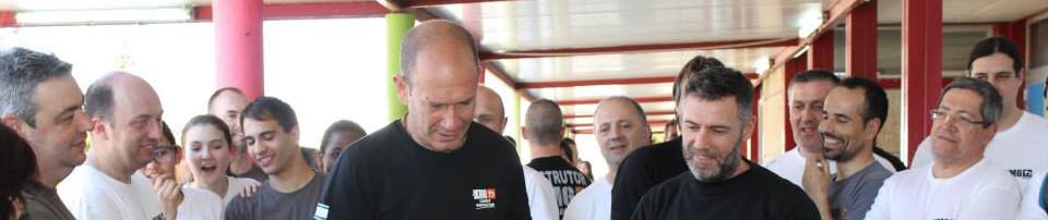Mestre Eyal Yanilov em Portugal