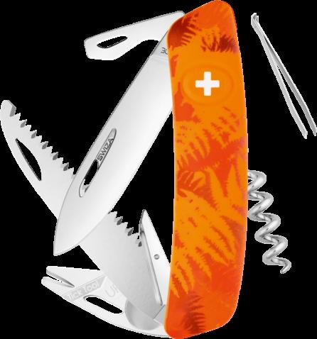 SWIZA TT05 Tick Tool Orange