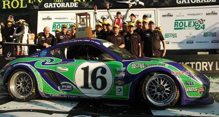 2014 GX Class winner Rolex 24 Hours at Daytona