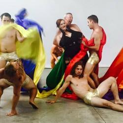 Mon and the Handbag Dancers