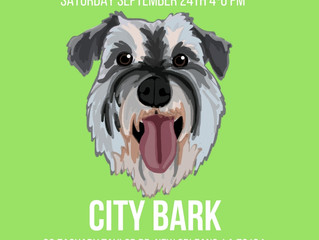 SEPTEMBER CITY BARK PLAY DATE