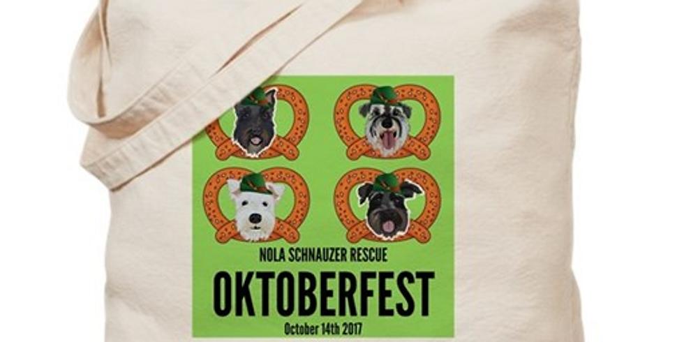 SOLD OUT - NOLA Schnauzer Oktoberfest tickets w/Tote