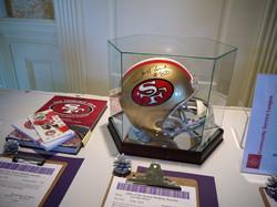 Silent Auction 49ers