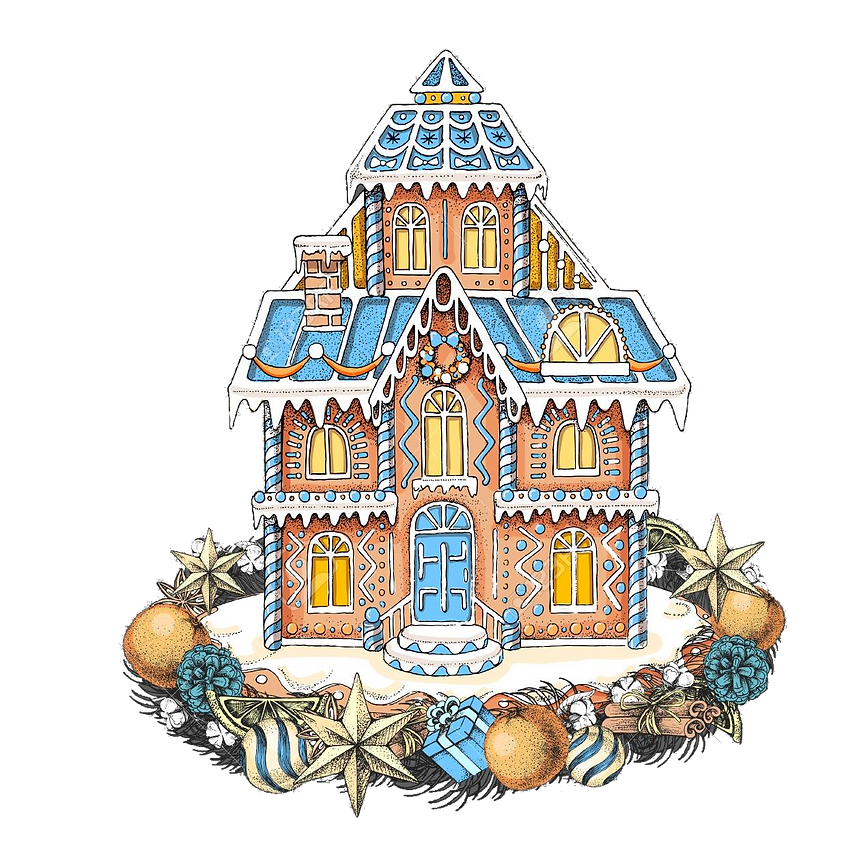 Virtual Gingerbread House Contest