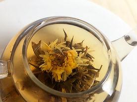 Marigold Blossom - Blooming Tea