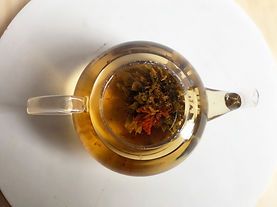 Osmanthus Lily - Blooming Tea