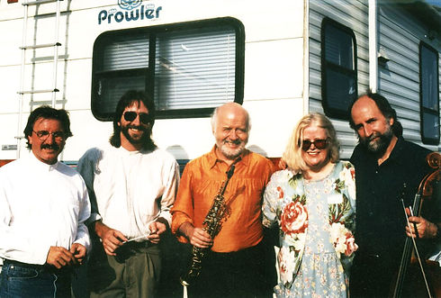 Stan, Gary, Paul, Connie, Eugene,1997