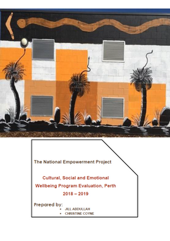 Program Evaluation Report 2018 - 2019