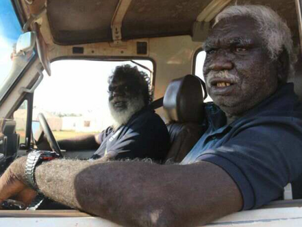 ABC reports on Prof Pat Dudgeon on Elcho Island