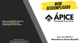 Ápice Educação Executiva vai capacitar executivos em WCM (Manufatura Classe Mundial).