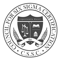 Council for Six Sigma Certification png.