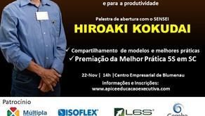 ENCONTRO DO PROGRAMA 5S JÁ CONTA COM MAIS DE 70 EMPRESAS