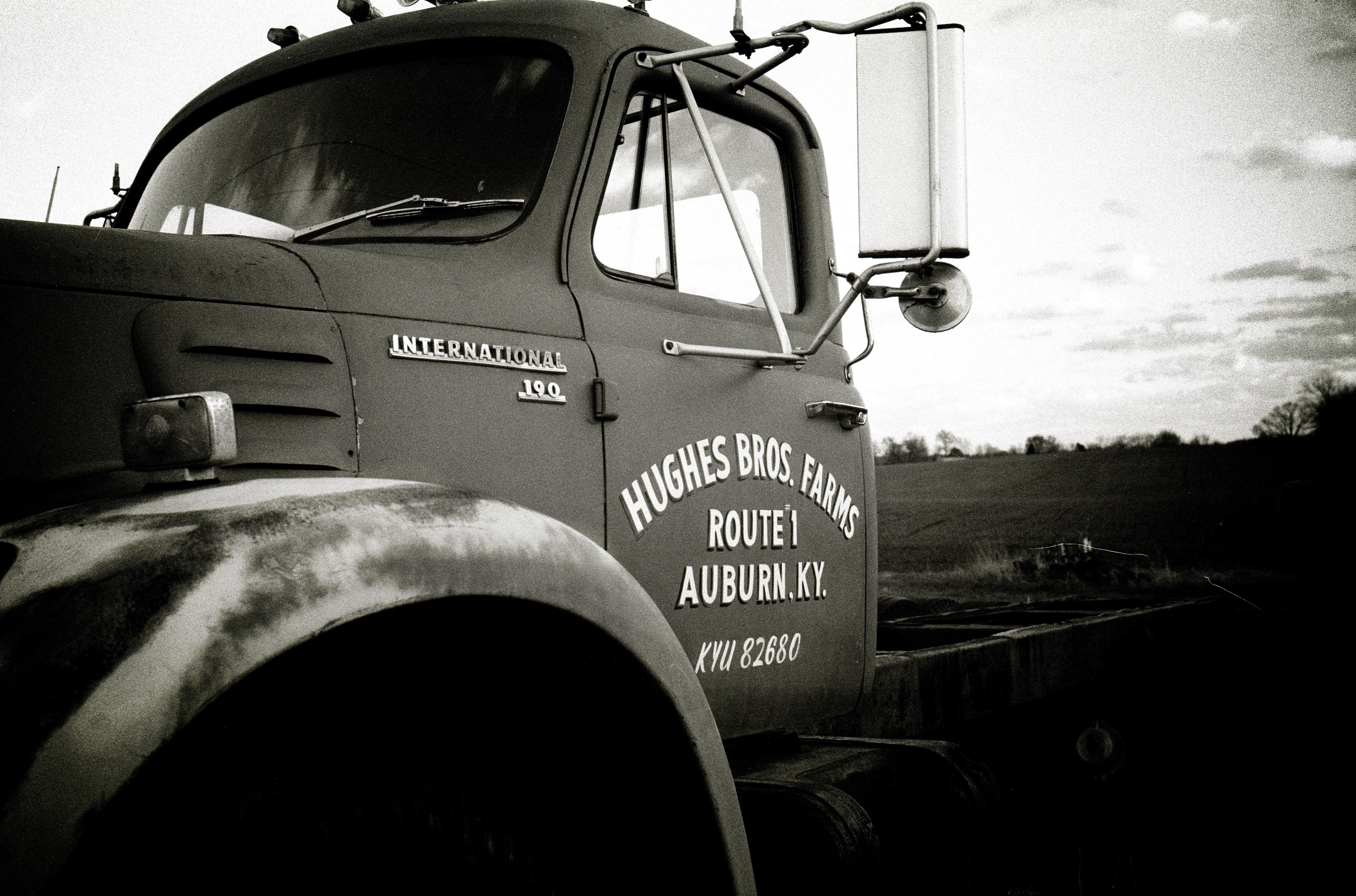 Truck Hwy 41a