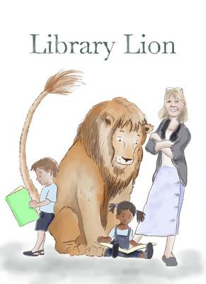 library lion bespoke cover gift.jpg