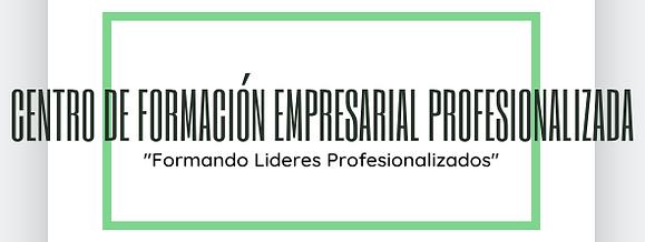 LOGO CENTRO DE FORMACION EMPRESARIAL PRO