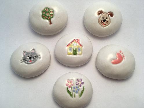 Set 2 - Home Story Stones